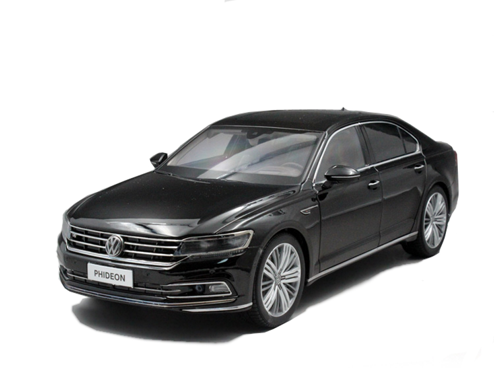 vw volkswagen phideon 2016 1 18 scale diecast model car wholesale paudi model. Black Bedroom Furniture Sets. Home Design Ideas