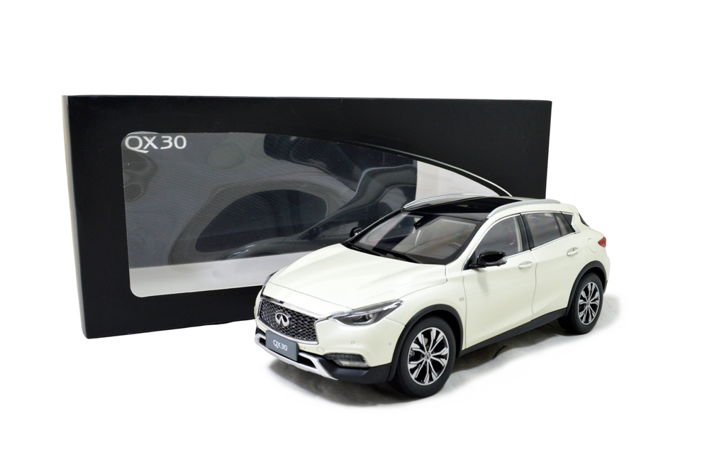 Infiniti QX30 2016 1/18 Scale Diecast Model Car Wholesale 16