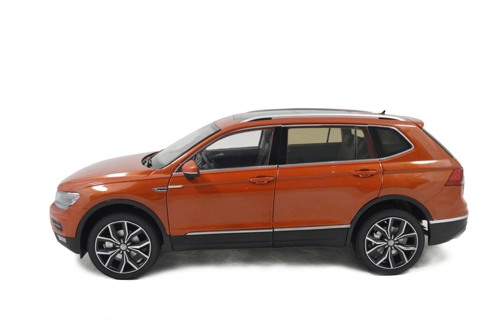 Volkswagen New Tiguan L Orange