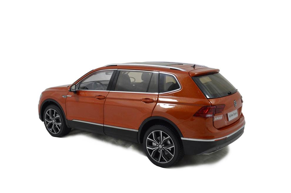 VW Volkswagen Tiguan L 2017 1/18 Scale Diecast Model Car Wholesale 5