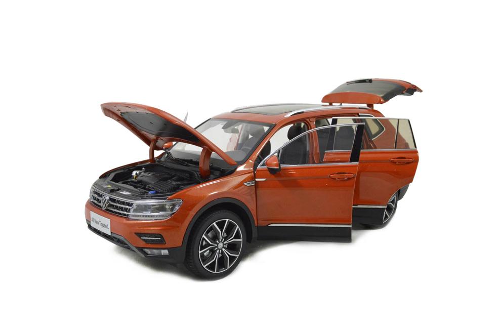 VW Volkswagen Tiguan L 2017 1/18 Scale Diecast Model Car Wholesale 13