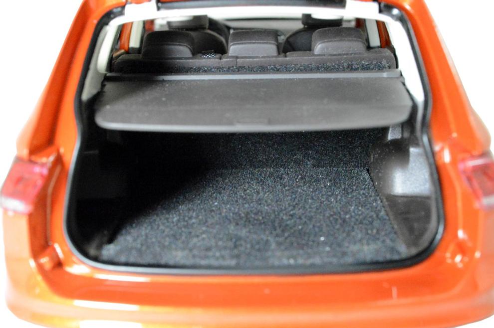 VW Volkswagen Tiguan L 2017 1/18 Scale Diecast Model Car Wholesale 9