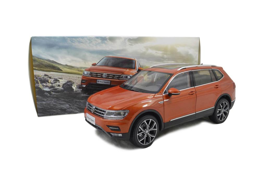 VW Volkswagen Tiguan L 2017 1/18 Scale Diecast Model Car Wholesale 7