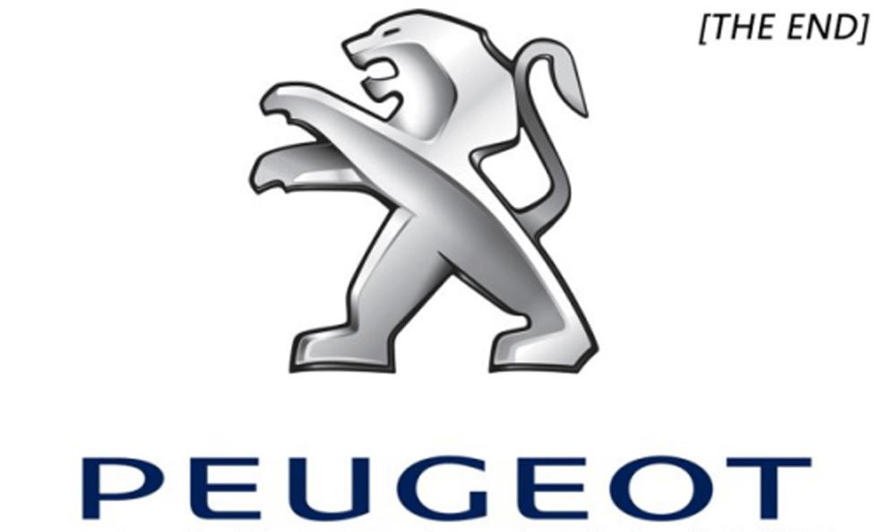 The History Of Peugeot Logo Paudi Model