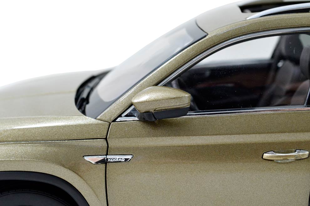 SVW Skoda Kodiaq 2017 1/18 Scale Diecast Model Car 12
