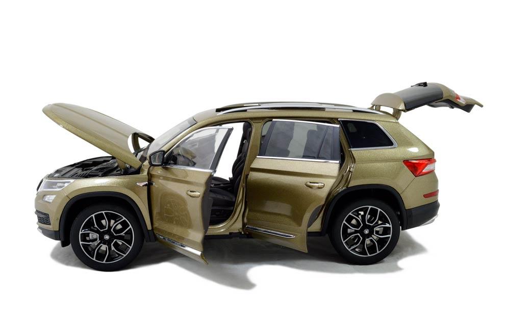 SVW Skoda Kodiaq 2017 1/18 Scale Diecast Model Car 7