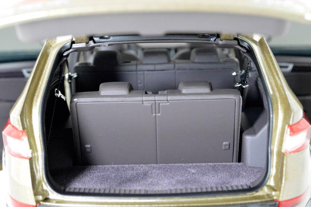 SVW Skoda Kodiaq 2017 1/18 Scale Diecast Model Car 10
