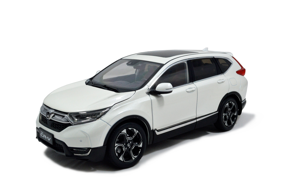 Honda Cr V 2017 1 18 Scale Cast Model Car