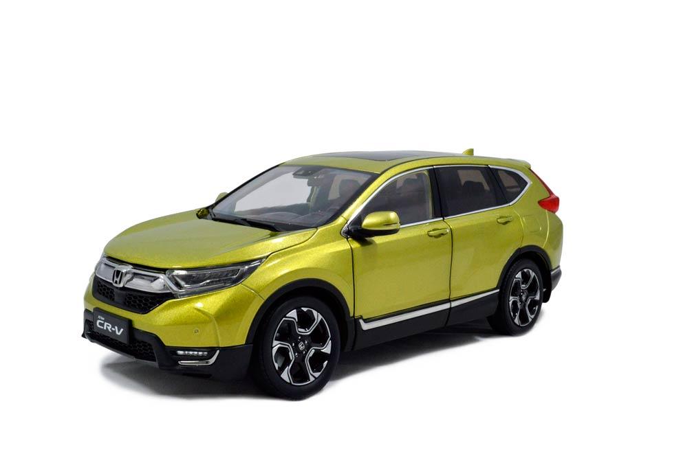 Honda cr v 2017 1 18 scale diecast model car paudi model for Honda crv 2017 model