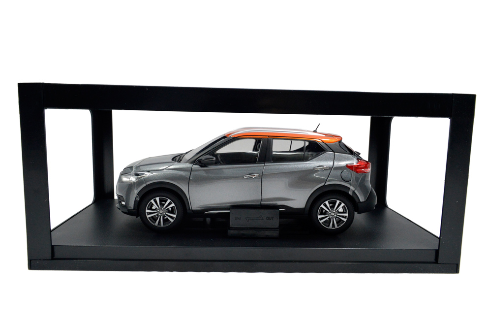 Nissan Kicks 2017 1/18 Scale Diecast Model Car 13