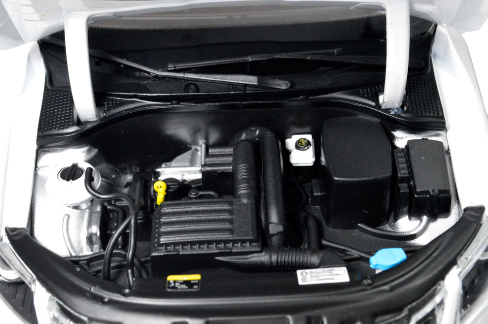 SVW Skoda Octavia Combi 2017 1/18 Scale Diecast Model Car 10