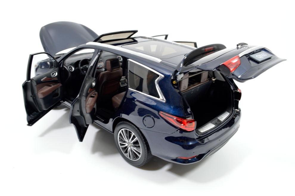 Infiniti Qx60 2017 1 18 Scale Diecast Model Car Paudi Model