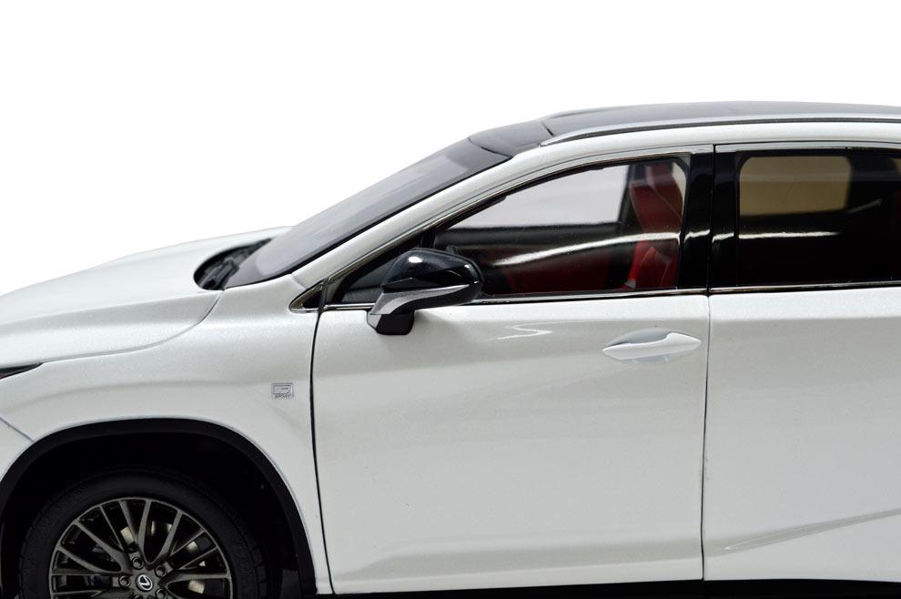 Lexus Rx200 T 1 18 Scale Diecast Model Car Paudi Model