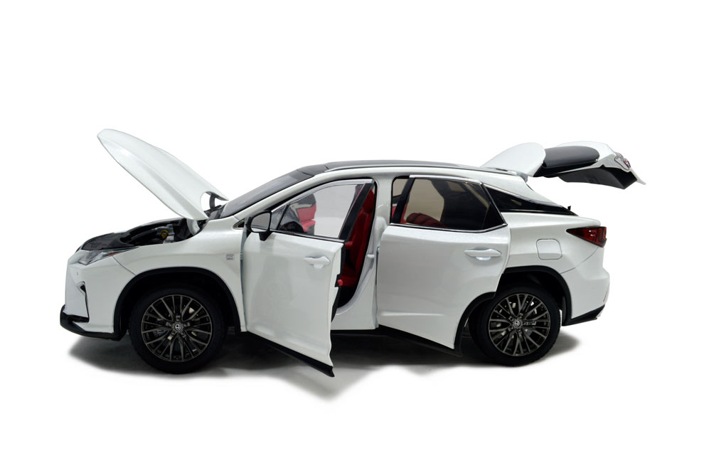Lexus Rx200 T 1 18 Scale Diecast Model Car Paudi Model