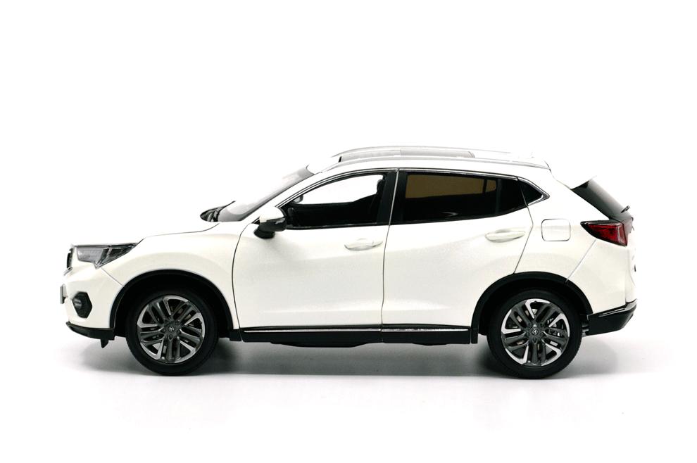 1:18 Scale Acura CDX 2018 Diecast Model Car - Paudi Model