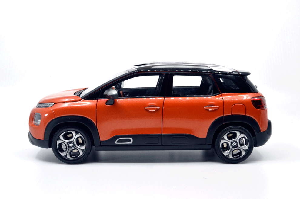 Mazda Of Orange >> 1:18 Scale Citroen C4 Aircross 2018 Diecast Model Car ...