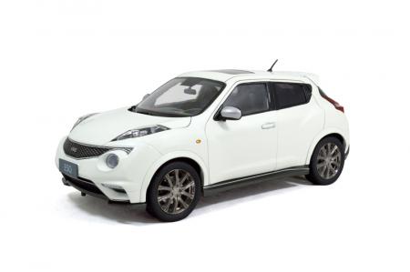 Infiniti ESQ 2014 1/18 Scale Diecast Model Car 2