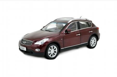 Infiniti EX25 2013 1:18 Scale Diecast Model Car 1