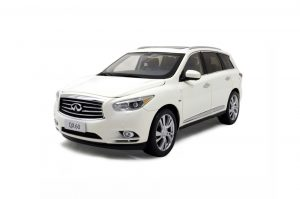 Infiniti QX60 2014 1/18 Scale Diecast Model Car 11