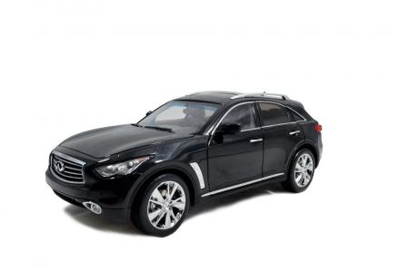 Infiniti QX70 2014 1/18 Scale Diecast Model Car 4