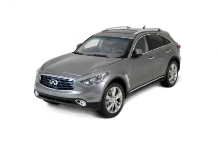 Infiniti QX70 2014 1/18 Scale Diecast Model Car 2