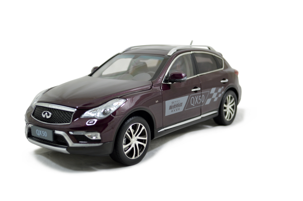INFINIT QX50 TV show special commemorative 3