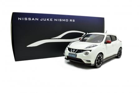 Nissan Juke Nismo RS 2014 1/18 Scale Diecast Model Car Wholesale 4