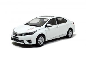 Toyota Corolla 2014 1/18 Scale Diecast Model Car Wholesale 24