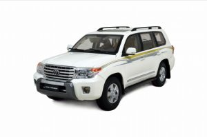 Toyota Land Cruiser 2012 1/18 Scale Diecast Model Car Wholesale 14