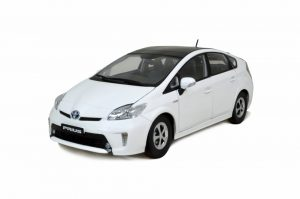 Toyota Prius 2012 1/18 Scale Diecast Model Car Wholesale 17