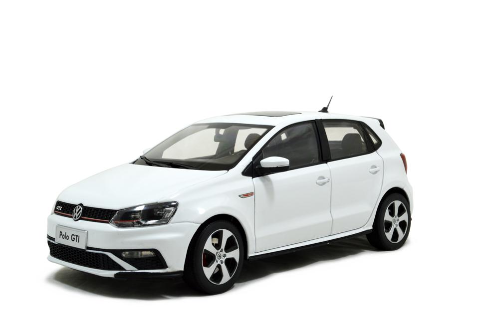 Wholesale Car Parts >> New Volkswagen Polo GTI 2015 1/18 Scale Diecast Model Car Wholesale - Paudi Model