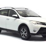 Toyota RAV4 2014 1/18 Scale Diecast Model Car Wholesale 23
