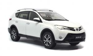 Toyota RAV4 2014 1/18 Scale Diecast Model Car Wholesale 16