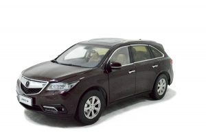 Acura MDX 2016 1/18 Scale Diecast Model Car Wholesale 15