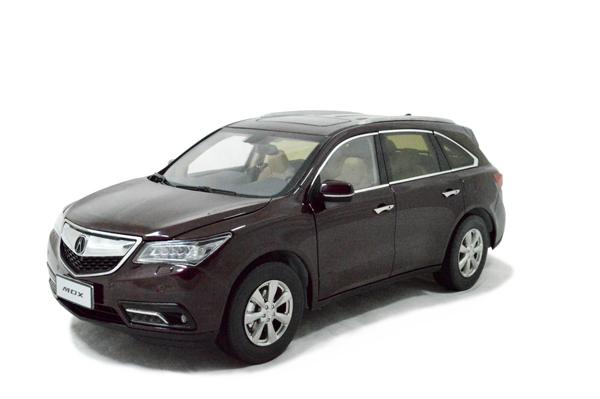 Acura MDX 2016 1/18 Scale Diecast Model Car Wholesale 13