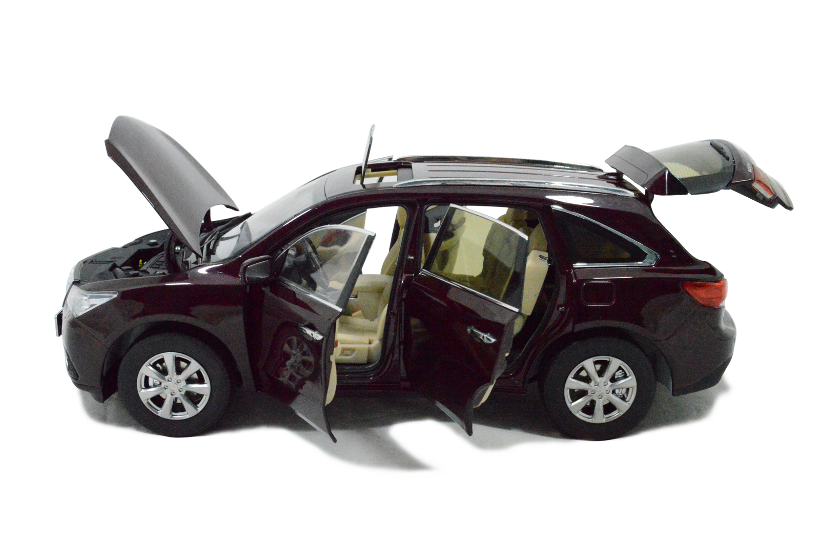 Acura Mdx 2016 1 18 Scale Diecast Model Car Wholesale Paudi Model