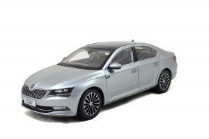 SVW Skoda SuperB 2015 1/18 Scale Diecast Model Car Wholesale 9