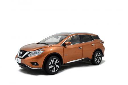Nissan Murano 2015 1/18 Scale Diecast Model Car Wholesale 1
