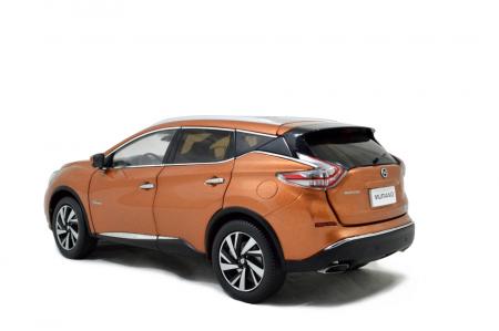 Nissan Murano 2015 1/18 Scale Diecast Model Car Wholesale 4