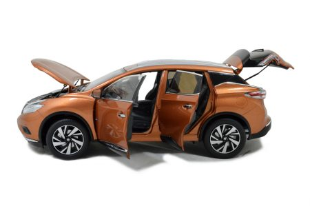 Nissan Murano 2015 1/18 Scale Diecast Model Car Wholesale 3