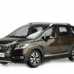 Peugeot 3008 2015 1/18 Scale Diecast Model Car Wholesale 23