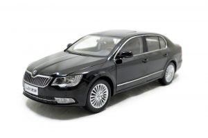 Skoda SuperB 2013 1/18 Scale Diecast Model Car Wholesale 8