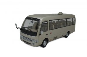 Toyota Coaster 2013 1/24 Scale Diecast Model Car Wholesale 20