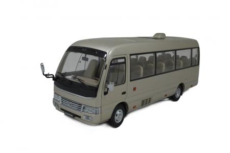 Toyota Coaster 2013 1/24 Scale Diecast Model Car Wholesale 1