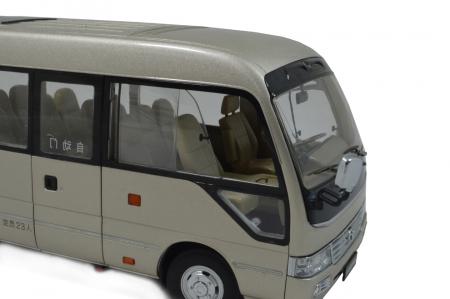 Toyota Coaster 2013 1/24 Scale Diecast Model Car Wholesale 4
