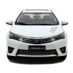 My Toyota corollamodel car 24