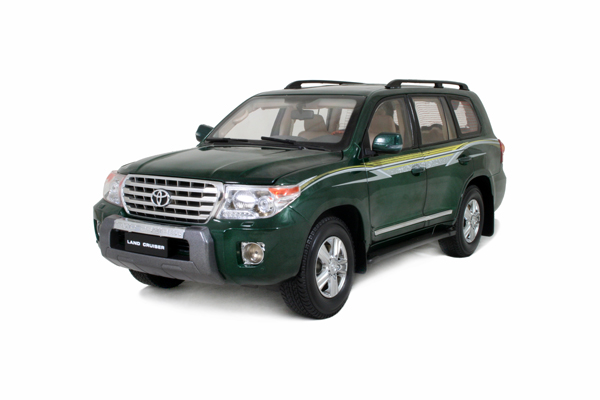 Land Cruiser 200 1/18 Paudi Models 5
