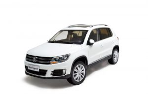 Volkswagen Tiguan 2013 1/18 Scale Diecast Model Car Wholesale 17