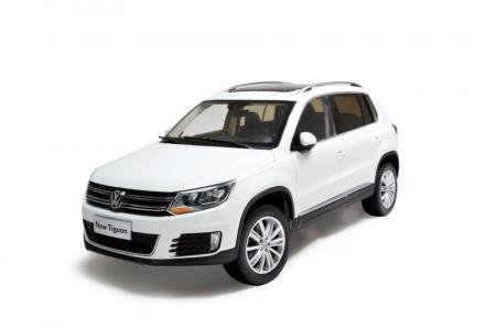 Volkswagen Tiguan 2013 1/18 Scale Diecast Model Car Wholesale 1