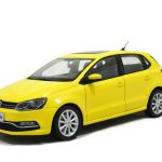 VW Volkswagen New Polo 2014 1/18 Scale Diecast Model Car 21